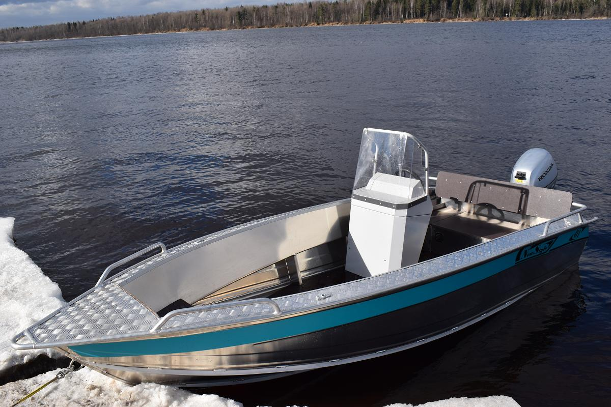 Wellboat - NewStyle-411 консоль